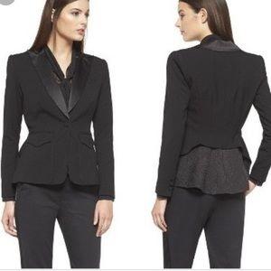 Jackets & Blazers - Altuzarra / Target Black peplum blazer Med